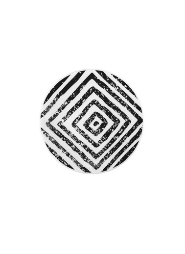 Kütahya Porselen Zeugma 6'Lıpasta Tabağı885332 Renkli